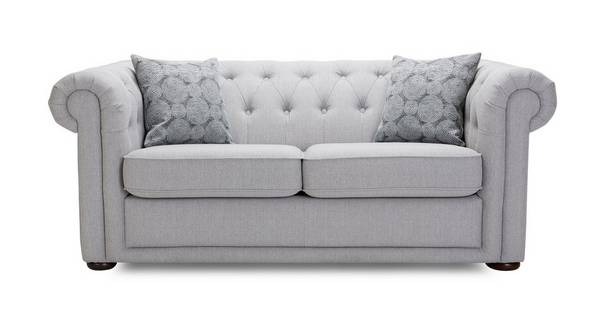 Chester Plain 2 Seater Sofa