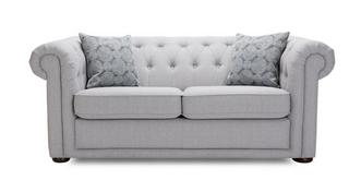 Chester Plain 2 Seater Sofa Bed