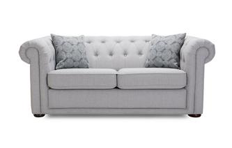Plain 2 Seater Sofa Bed Abbey Plain