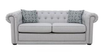 Chester Plain 3 Seater Sofa