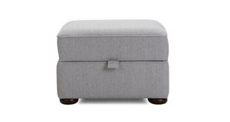 Chester Plain Storage Footstool