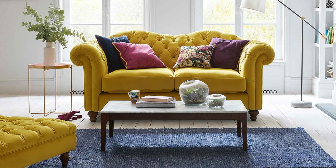 Chesterfield Sofas | DFS