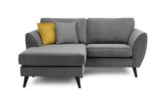 3 Seater Lounger Sofa