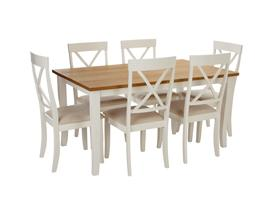 DFS Evesham Dining Table & Chairs