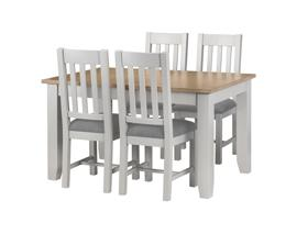 DFS Zennor Dining Table & Chairs