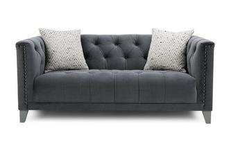 Velvet 3 Seater Sofa