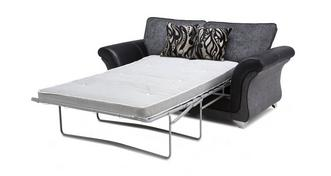 Clara Large 2 Seater Formal Back Supreme Sofa Bed