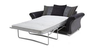 Clara Large 2 Seater Pillow Back Supreme Sofa Bed