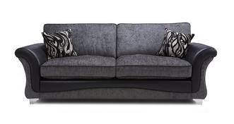 Clara 4 Seater Formal Back Sofa