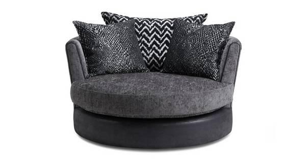 Clarissa Large Swivel Chair