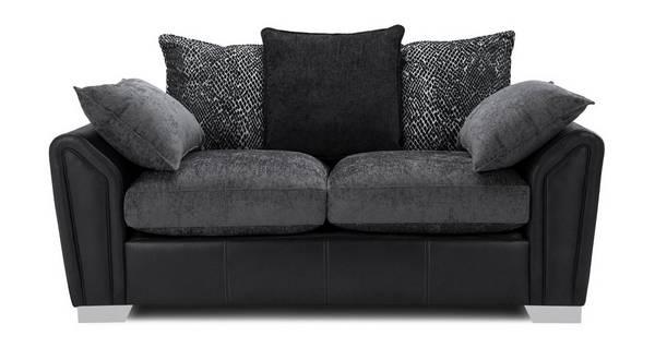 Clarissa Pillow Back 2 Seater Sofa