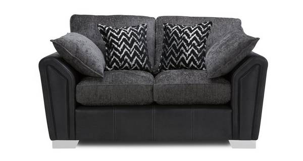Clarissa Formal Back Small 2 Seater Sofa
