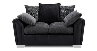 Clarissa Pillow Back Small 2 Seater Sofa