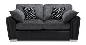 Clarissa Formal Back 2 Seater Supreme Sofa Bed