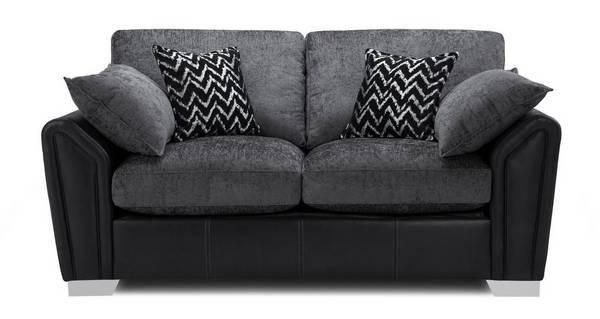 Clarissa Formal Back 2 Seater Supreme Sofa Bed