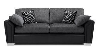 Clarissa Formal Back 4 Seater Sofa