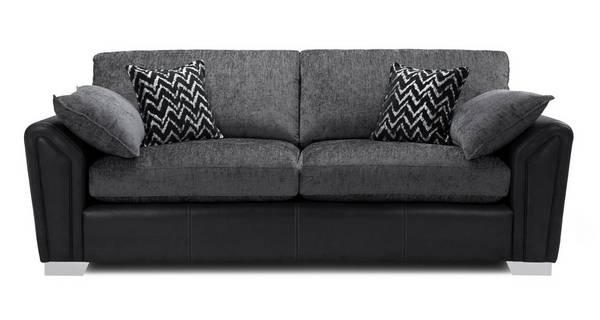 Clarissa Formal Back 4 Seater Sofa