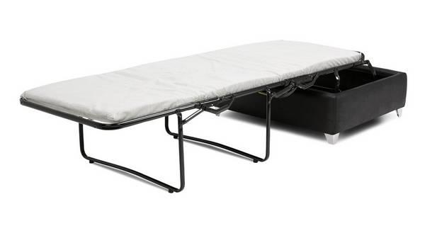 Clarissa Pattern Top Bed Stool
