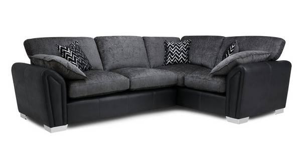Clarissa Formal Back Left Hand Facing Corner Deluxe Sofa Bed