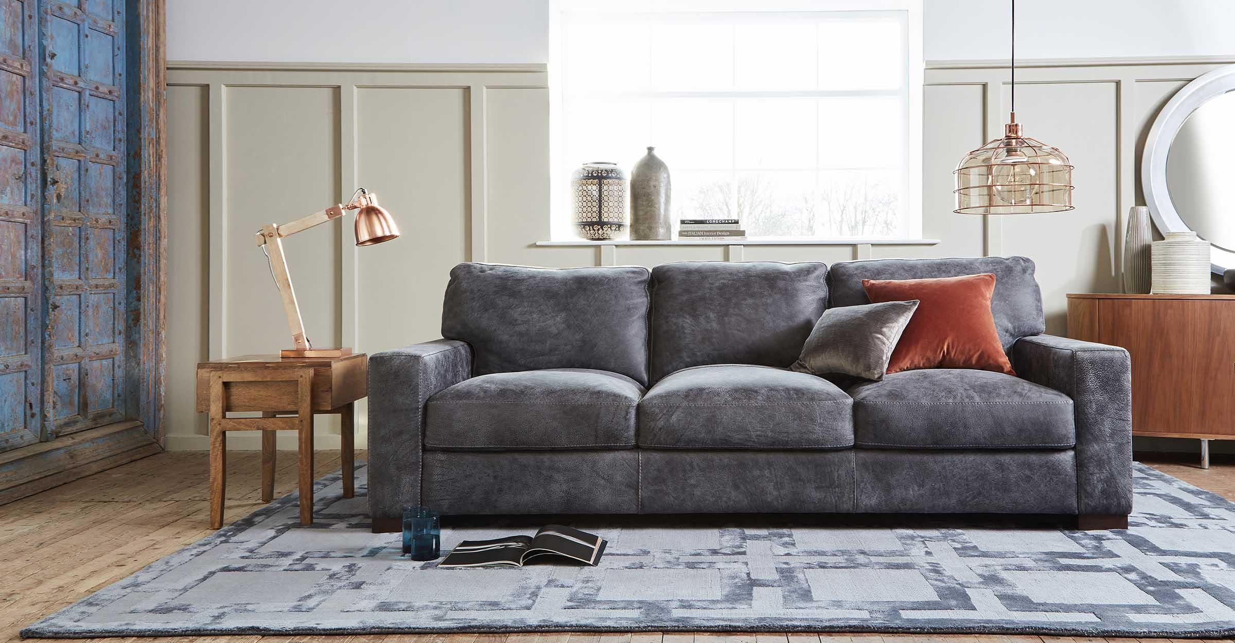 What makes a classic sofa?