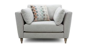 Claudette Cuddler Sofa