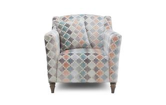 Pattern Occasional Chair