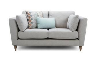 2 Seater Sofa Claudette Plain