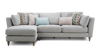 Claudette Left Hand Facing Chaise Sofa