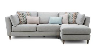 Claudette Right Hand Facing Chaise Sofa