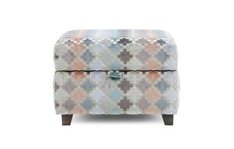 Pattern Storage Footstool Claudette Pattern