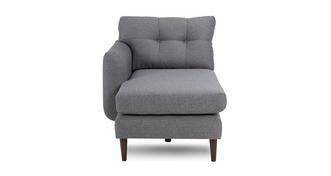 Clay Linkszijdige chaise unit