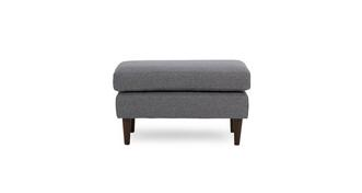 Clay Banquette Footstool