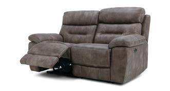 Clayton 2 Seater Power Plus Recliner