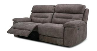 Clayton 3 Seater Power Plus Recliner