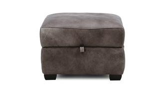 Clayton Storage Footstool