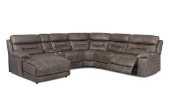 Option D Right Hand Facing Power Chaise Sofa Grand Heritage