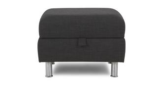 Cleo Storage Footstool