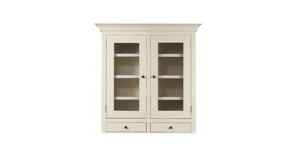 Clermont Small Glazed Hutch