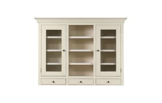Large Glazed Hutch Clermont