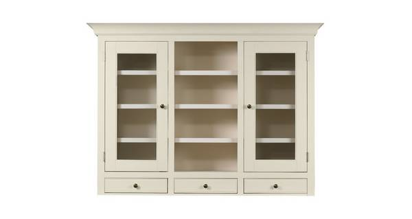 Clermont Large Glazed Hutch