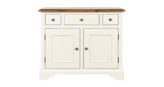 Clermont Small 3 Drawer Sideboard