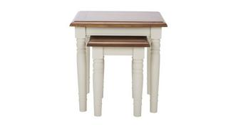 Clermont Tafelset met 2 tafels