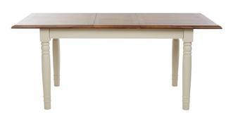 Clermont Rechthoekige uitschuifbare tafel