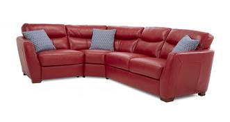 Cleveland Option D Right Hand Facing 2 Corner 1 Sofa