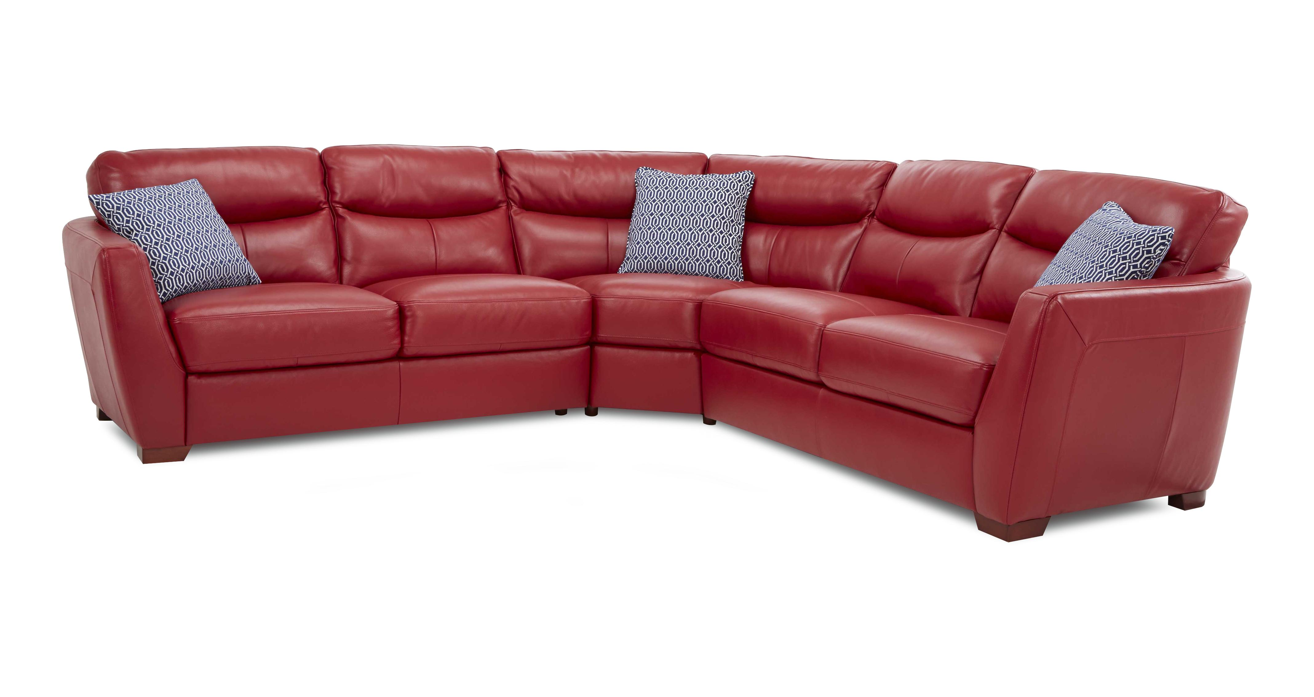 Cleveland Option B 2 Corner Sofa Nevada