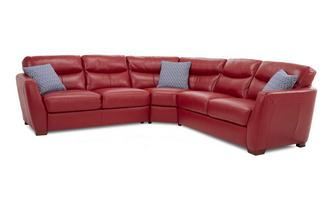 Option B 2 Corner 2 Sofa