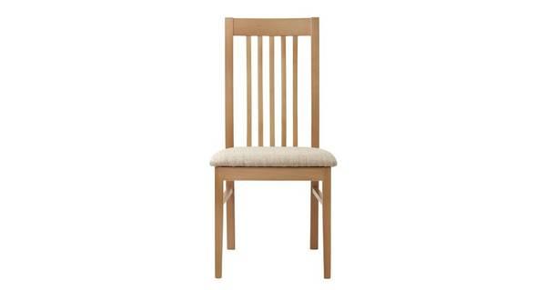 Clover Slat Back Dining Chair