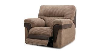 Coburn Handbediende recliner stoel