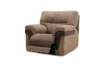 Elektrische recliner fauteuil Inception