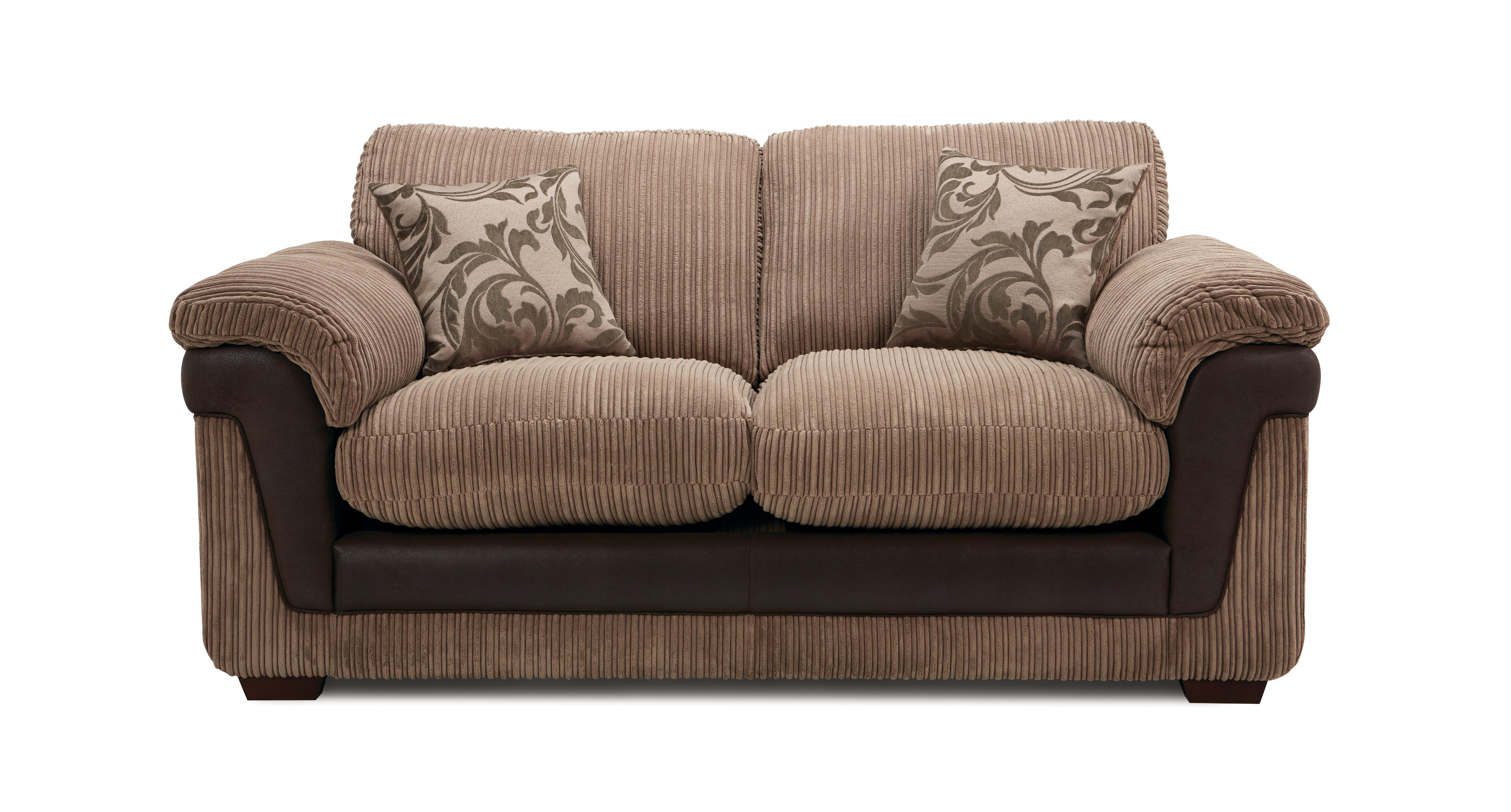 Coburn 2 Seater Formal Back Sofa Inception